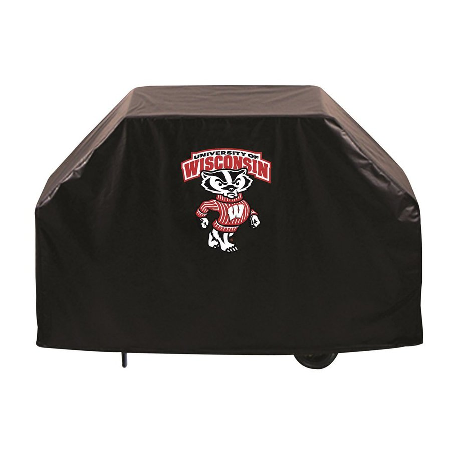 Holland University Of Wisconsin Badgers Vinyl 72-in Cover