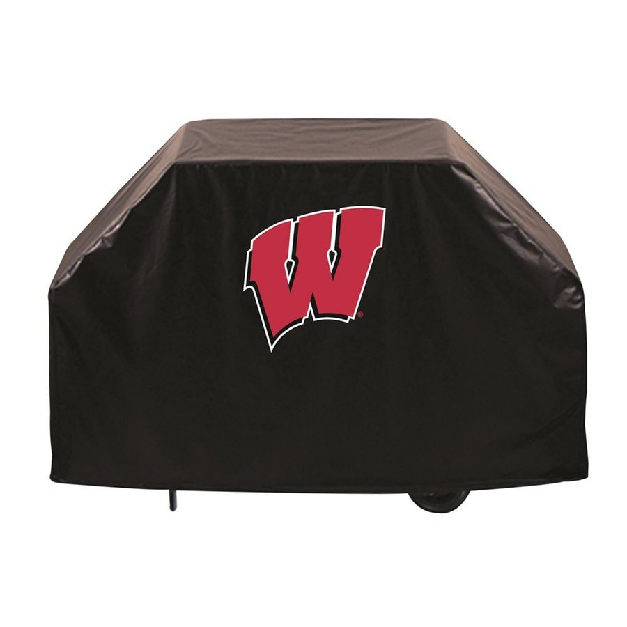 Holland 72-in x 36-in Vinyl University Of Wisconsin Badgers Cover