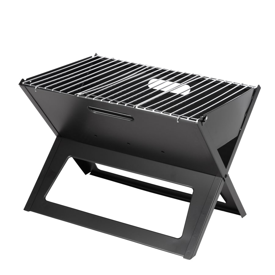 Fire Sense Notebook 11.82-in Charcoal Grill