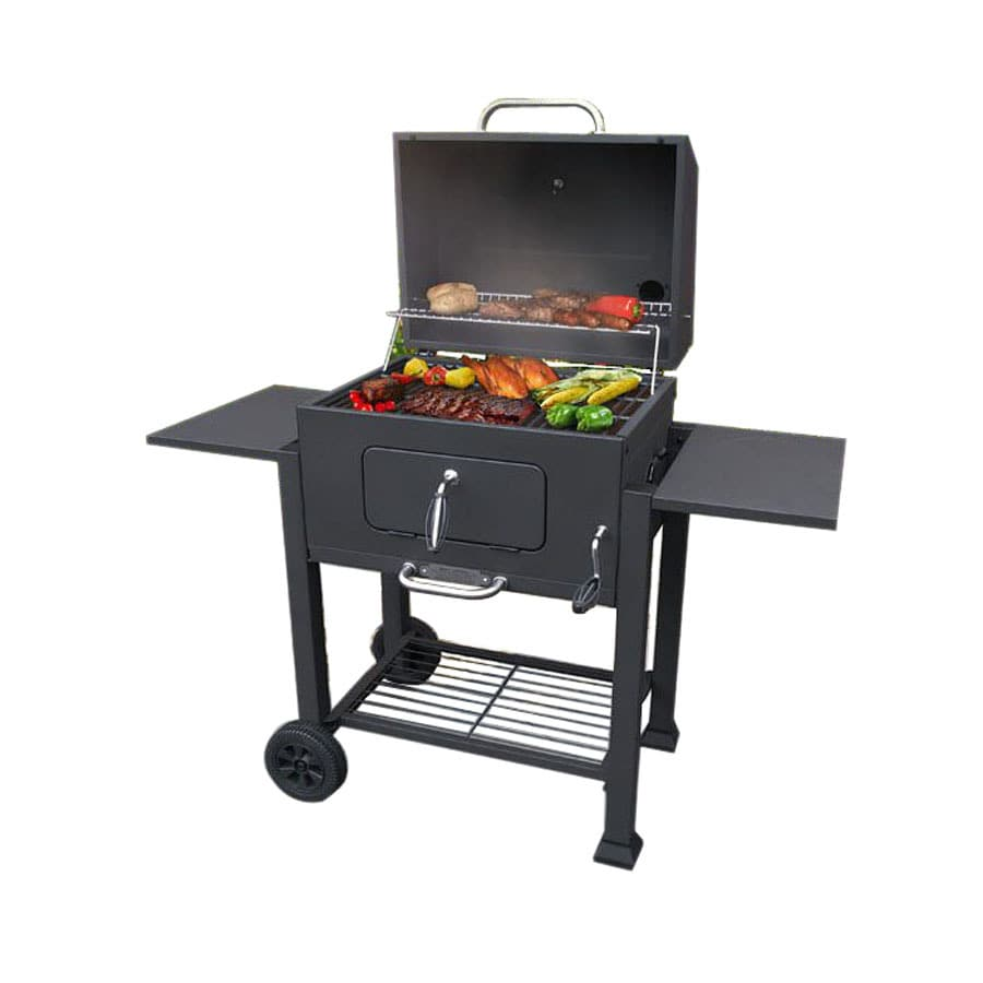 Landmann USA 23-in Barrel Charcoal Grill