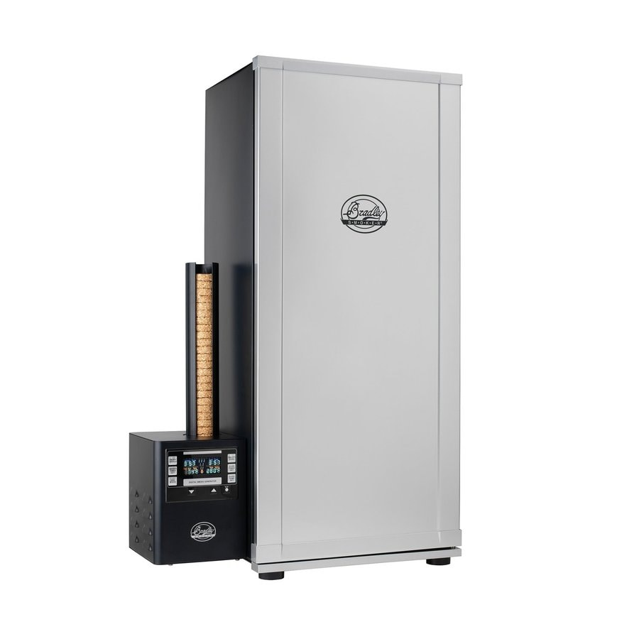 Shop Bradley 500 Watt Electric Vertical Smoker Common 39