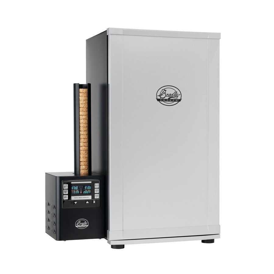 Bradley 500 Watt Stainless Steel Electric Vertical Smoker