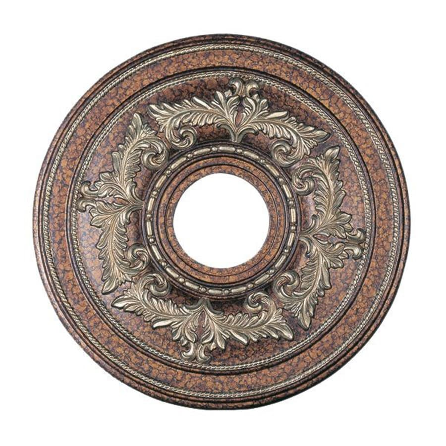 Livex Lighting Palacial Bronze Ceiling Medallion