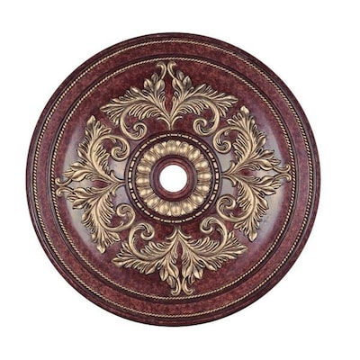 Metal Ceiling Medallion At Lowes