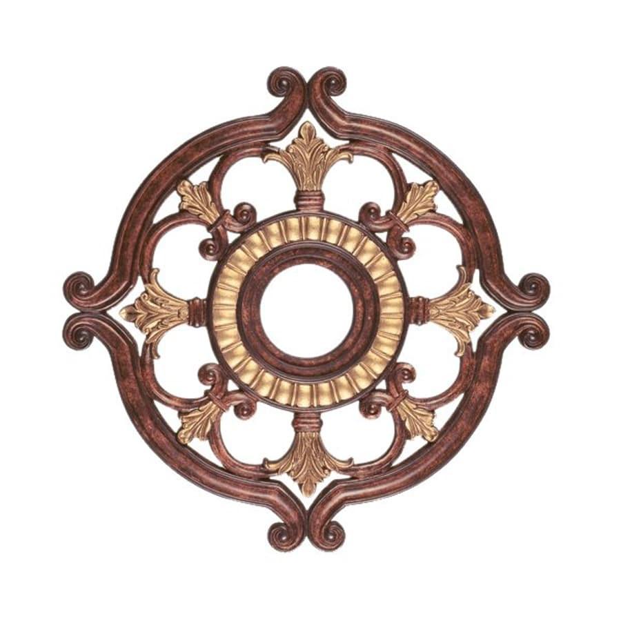 Livex Lighting Verona Bronze Ceiling Medallion