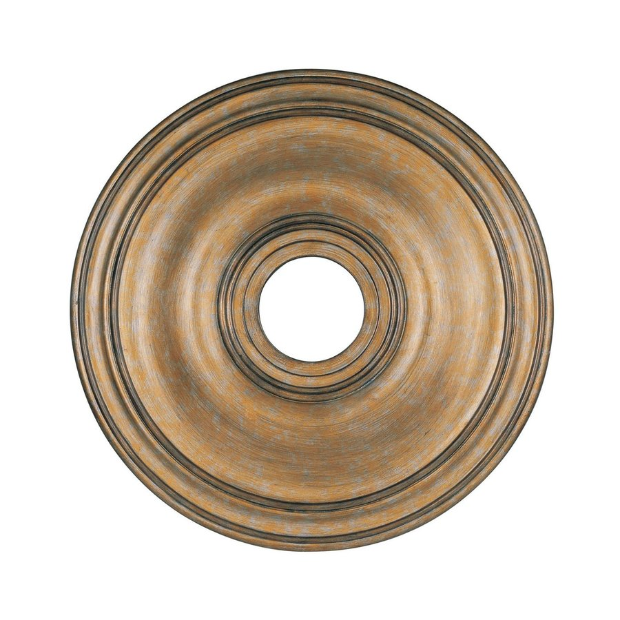 Livex Lighting 20-in x 20-in Polyurethane Ceiling Medallion