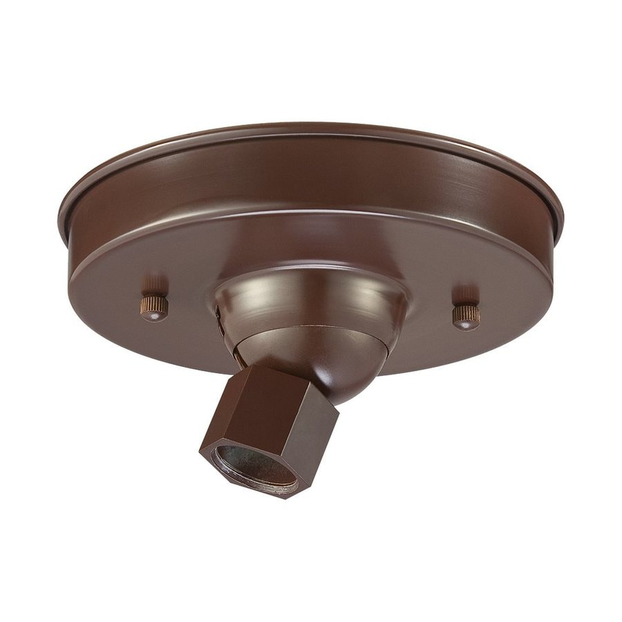 Shop ceiling light mounts at lowes millennium lighting 55 in architectural bronze hanging light canopy mozeypictures