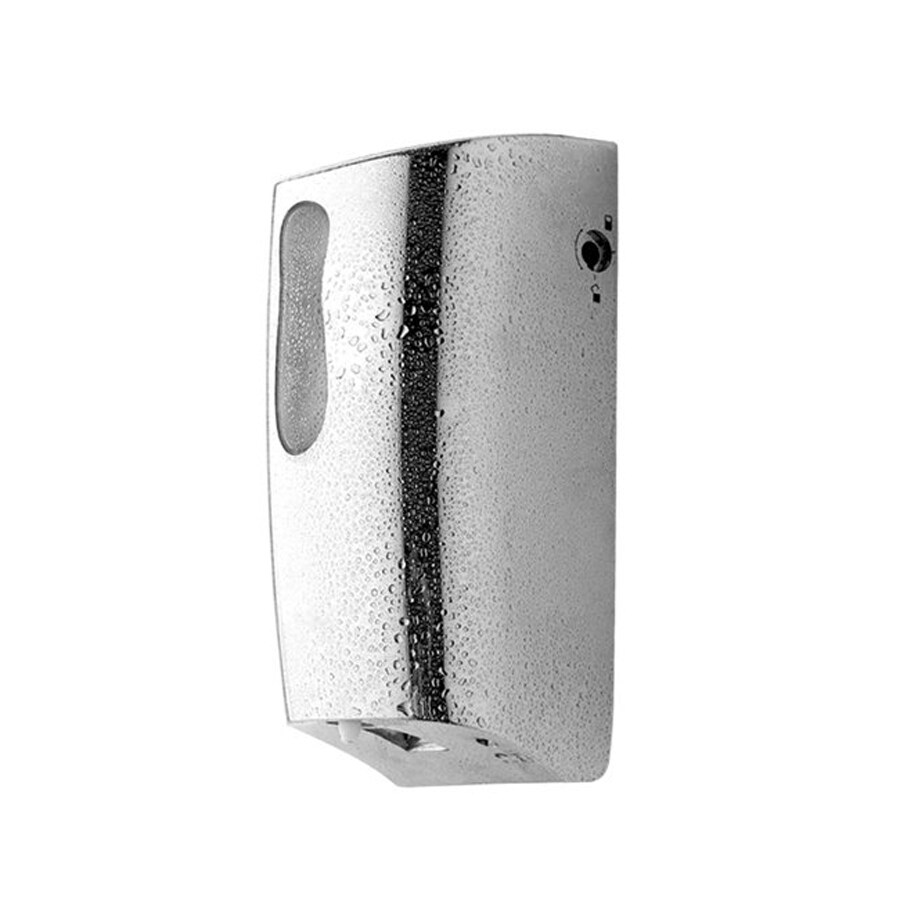 Whitehaus Collection Showerhaus Polished Chrome Soap and Lotion Dispenser