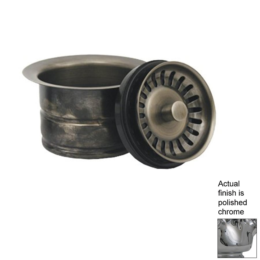 Whitehaus Collection 5-in Garbage Disposal Flanges