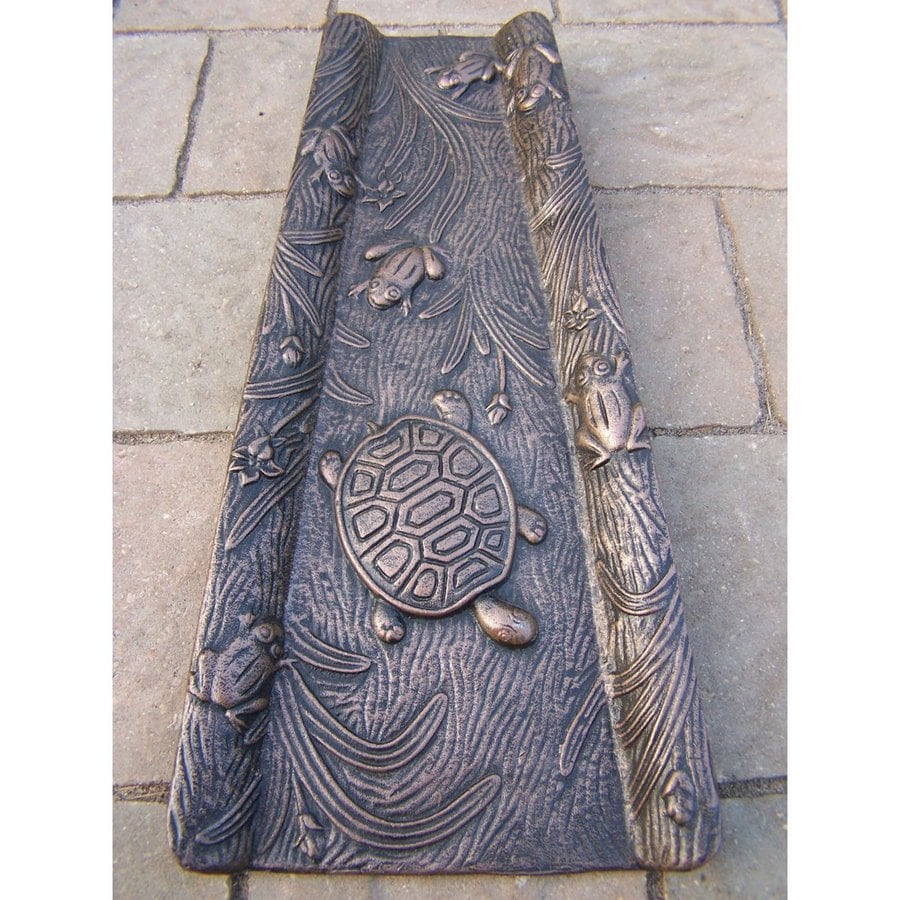 Oakland Living Animals Bronze Finish Cast Aluminum Splash
