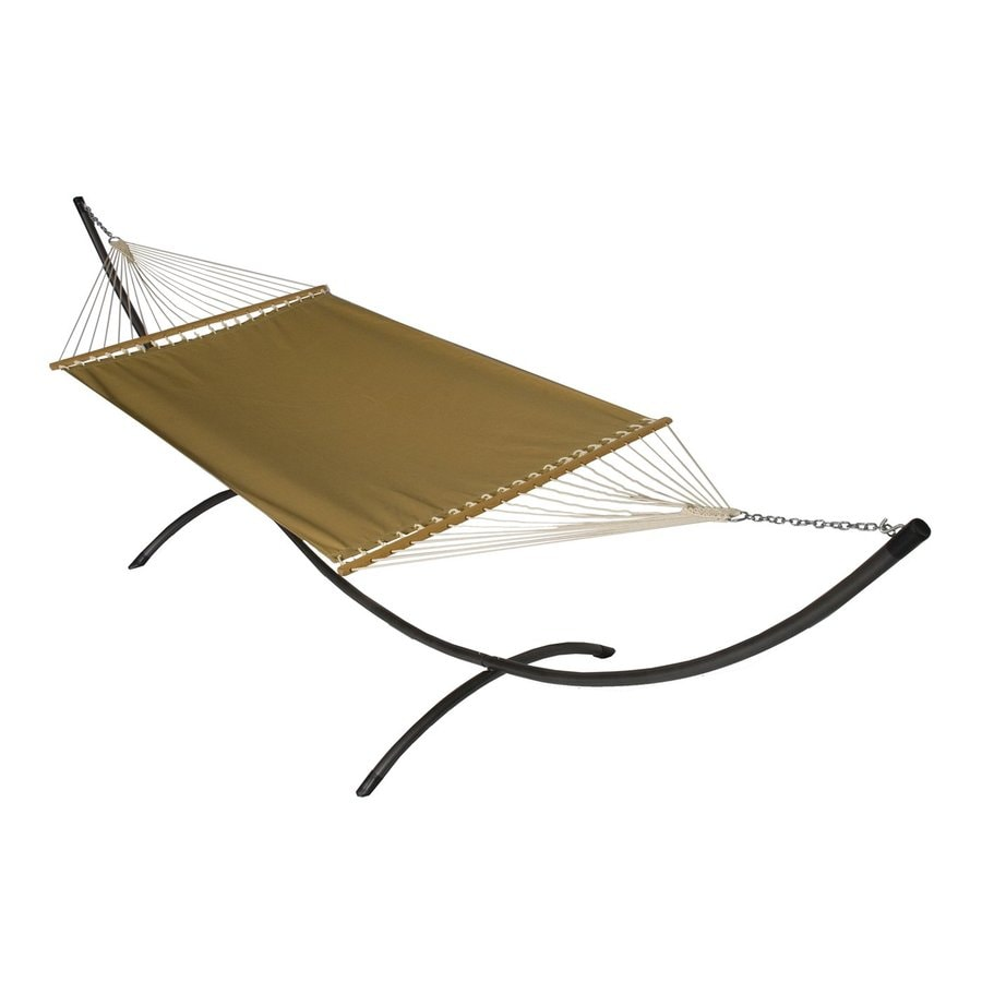 Phat Tommy Outdoor Oasis Brass Fabric Hammock