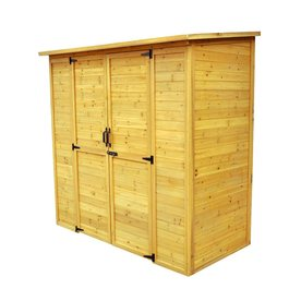 Leisure Season (Common 6-ft x 3-ft; Interior Dimensions  sc 1 st  Loweu0027s & Shop Small Outdoor Storage at Lowes.com