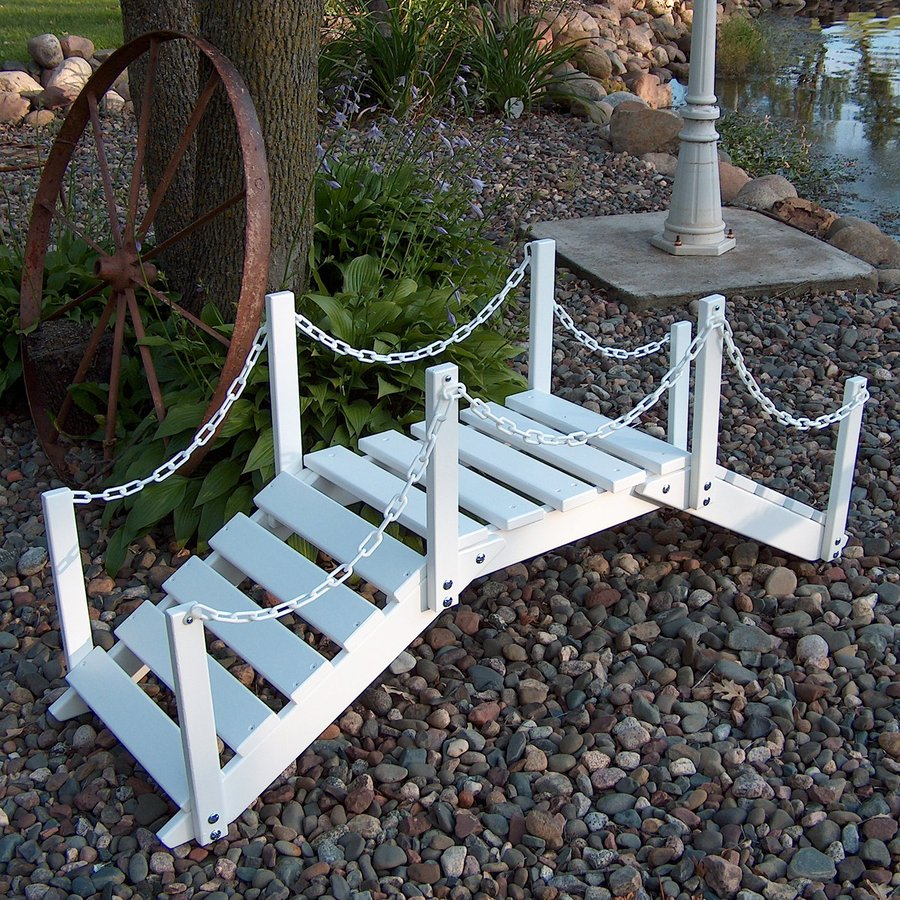 Shop Garden Bridges At Lowescom - Garden bridges