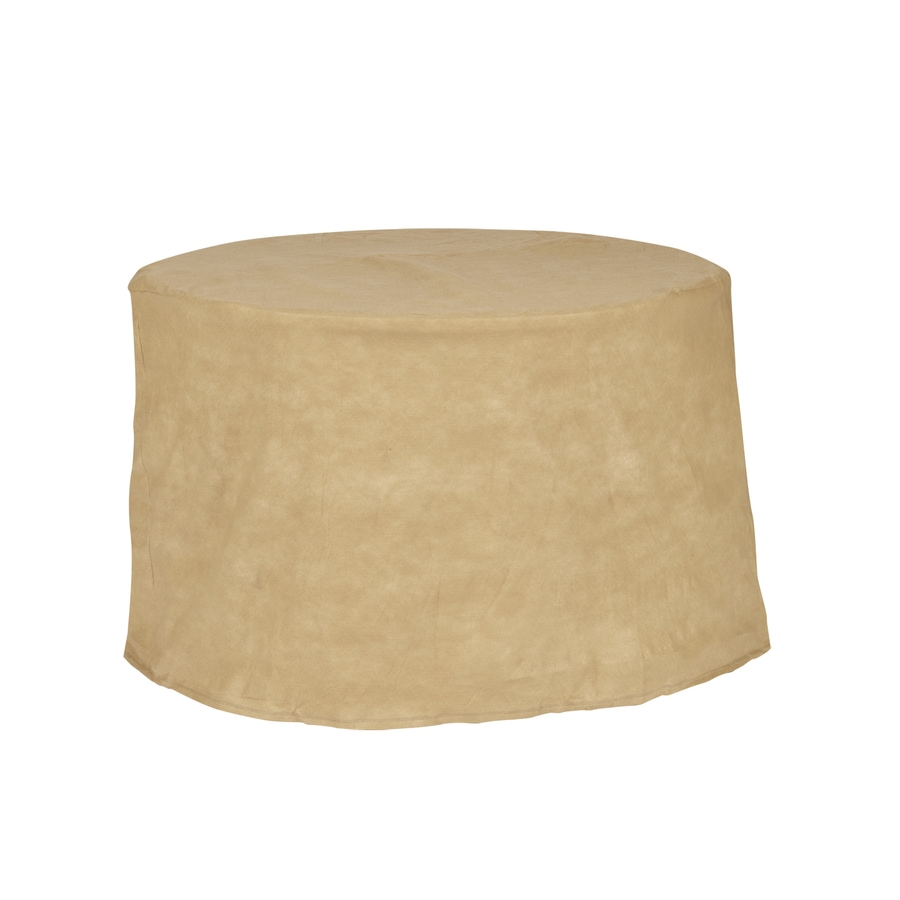 Budge Industries Polypropylene Round Dining Table Cover At
