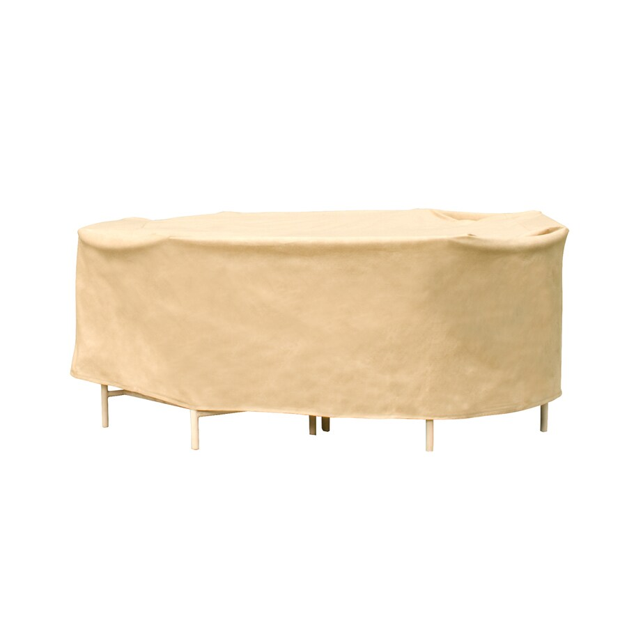 shop budge industries polypropylene dining set cover at