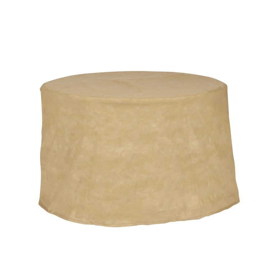 Budge Industries Polypropylene Round Dining Table Cover