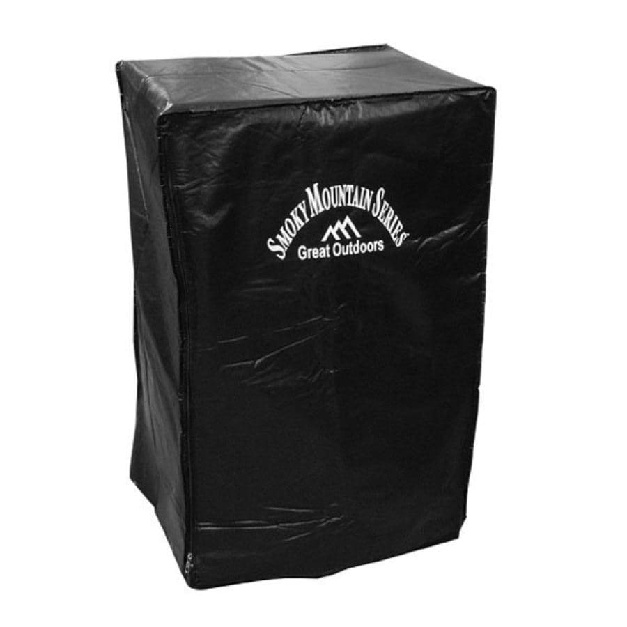 Landmann USA 18-in x 33-in PVC Horizontal Smoker Cover