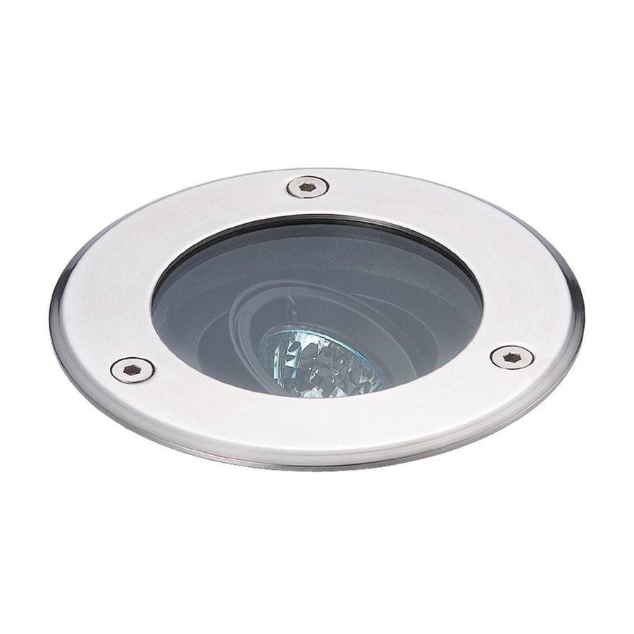 Eurofase Fundamentals Stainless Steel Eyeball Recessed Light Trim