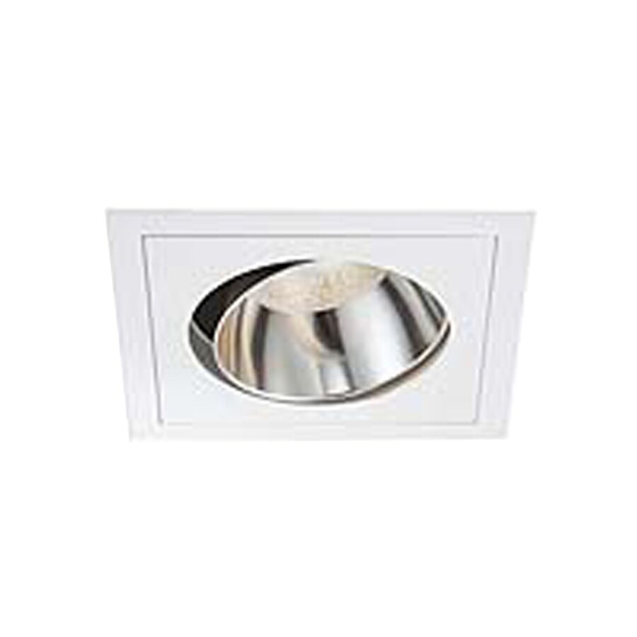 Led Recessed Lighting Kit New Construction : Eurofase white integrated led remodel and new