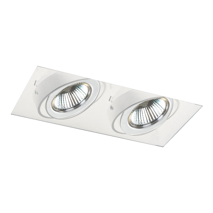 Recessed Lighting Kits For Remodel : Eurofase white remodel and new construction recessed