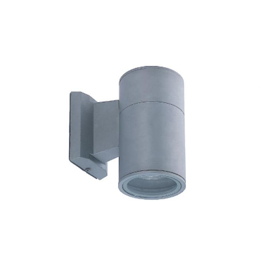 Eurofase 8-in H Grey Outdoor Wall Light