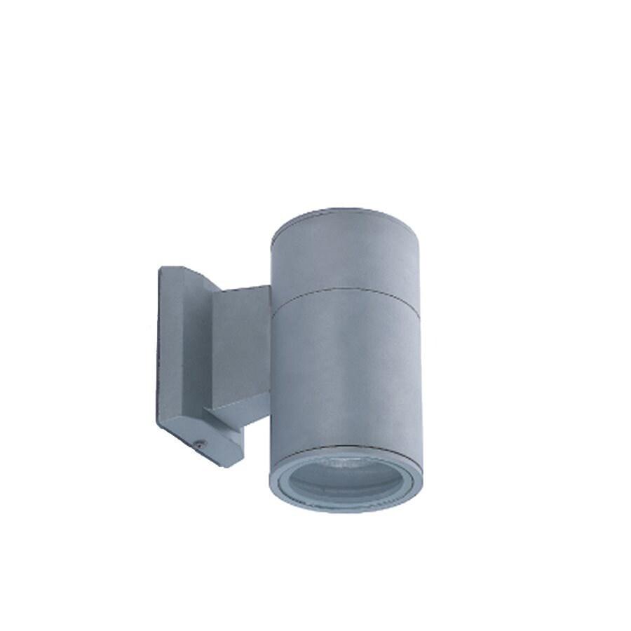 Eurofase 6.25-in H Grey Outdoor Wall Light