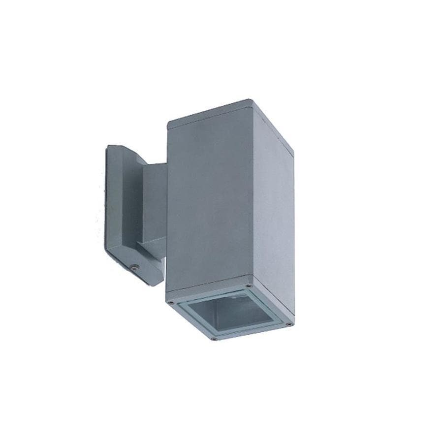 Eurofase 7.88-in H Grey Outdoor Wall Light