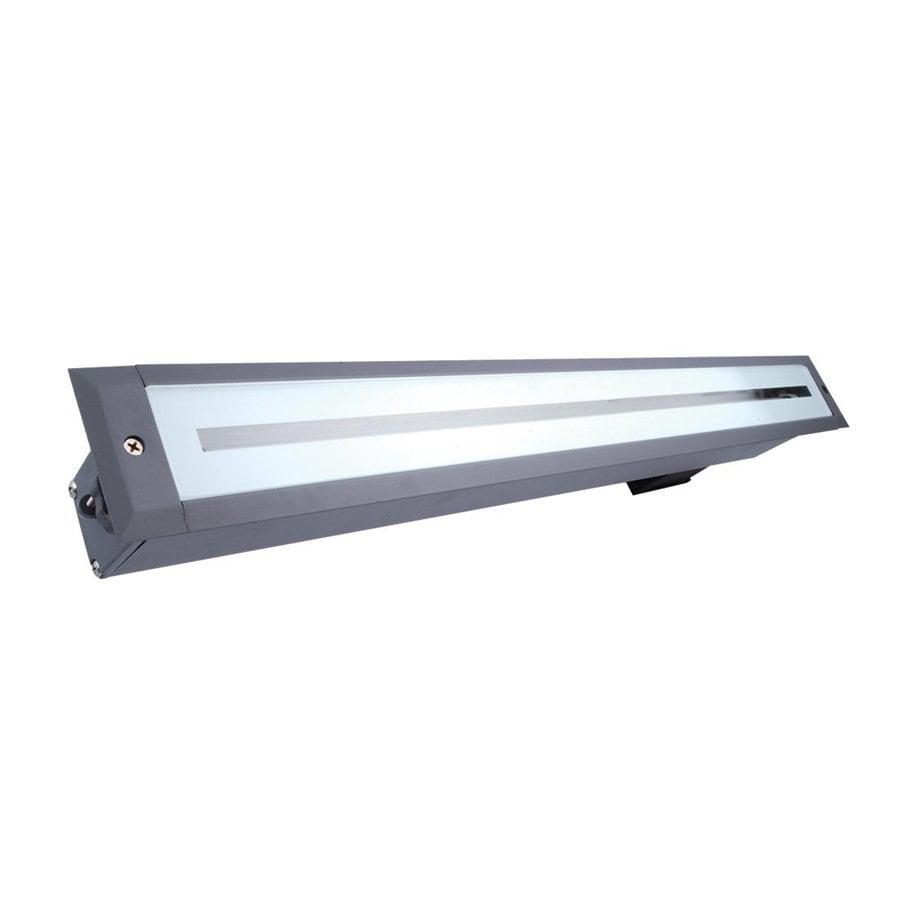 Eurofase Grey 36.375-in Light Bar Under Cabinet Power System Lighting