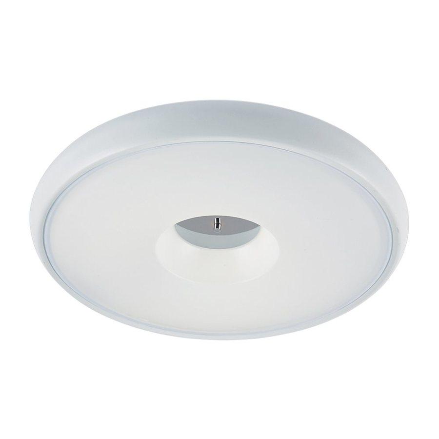 Eurofase Ciambella 16.5-in W White Flush Mount Light