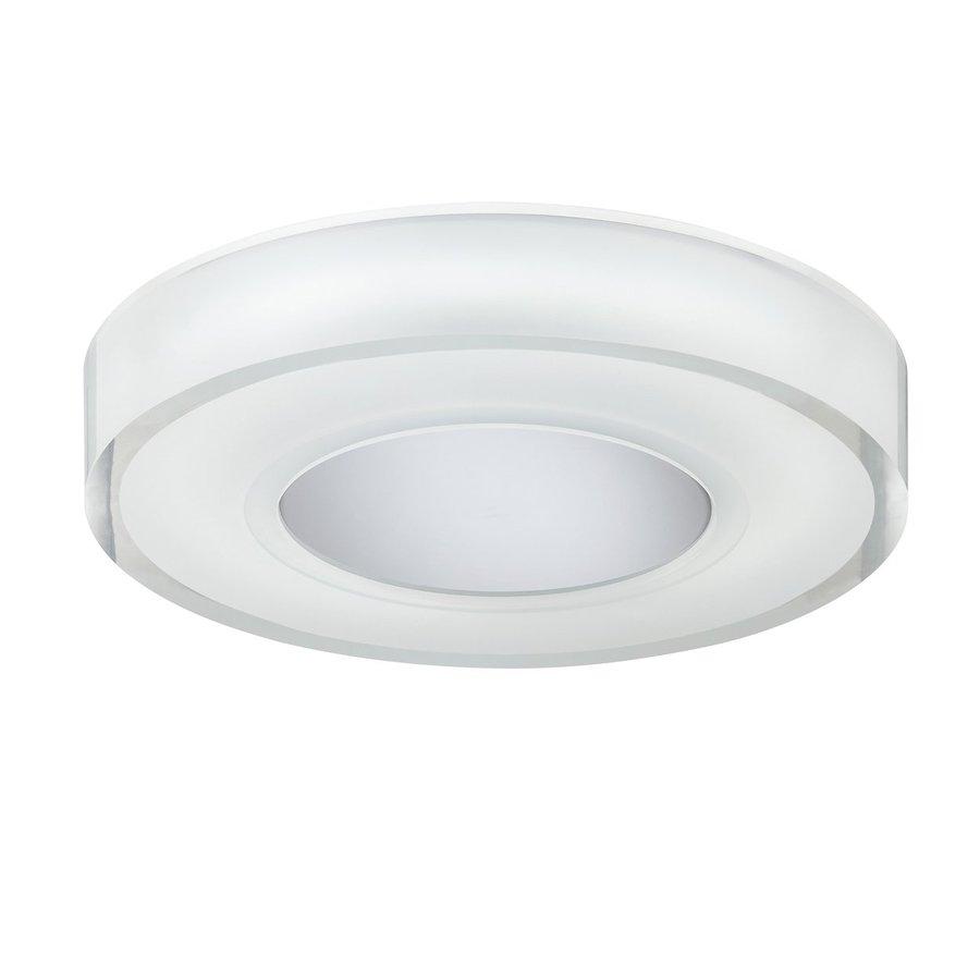Eurofase Spirit 11.75-in W Chrome Flush Mount Light