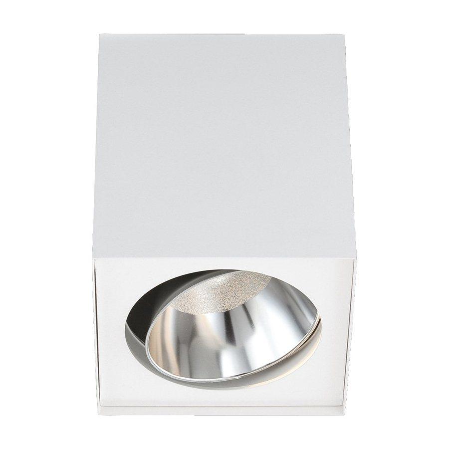 Eurofase 6-in W White LED Flush Mount Light