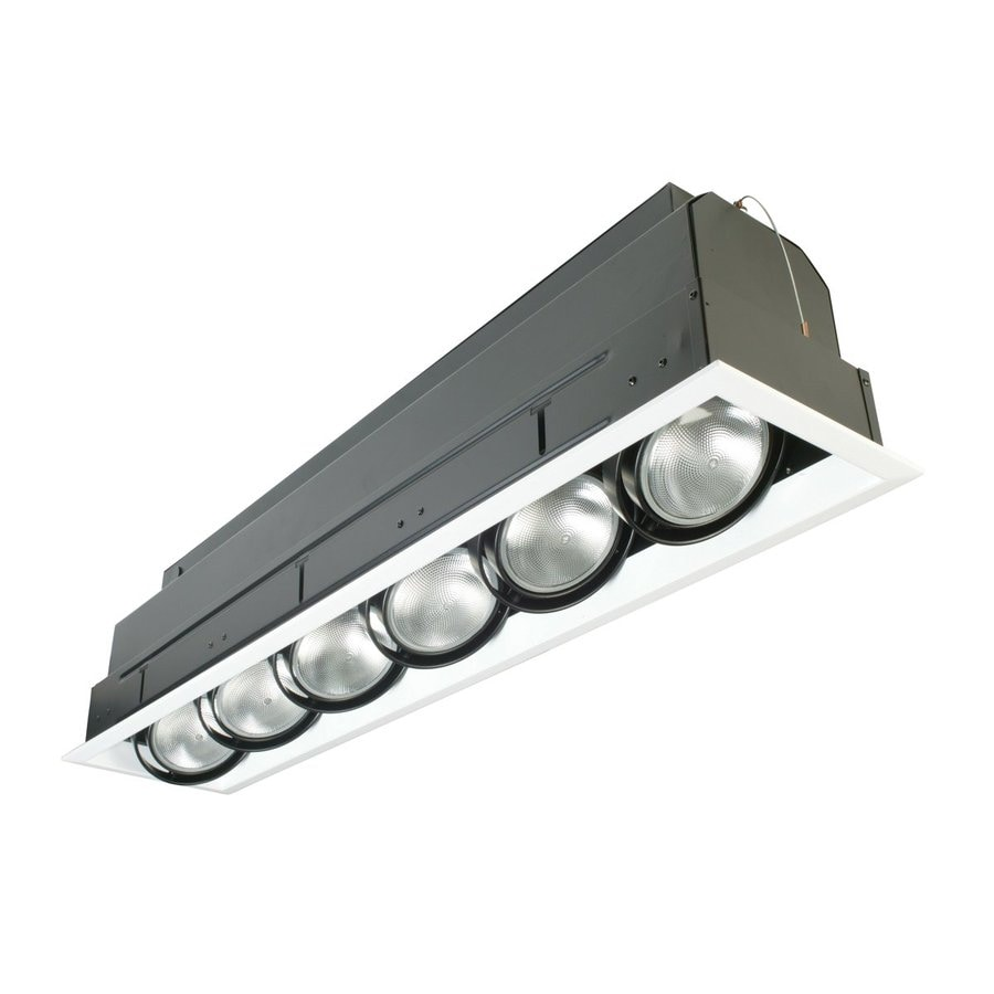 Eurofase White LED Recessed Retrofit Downlight