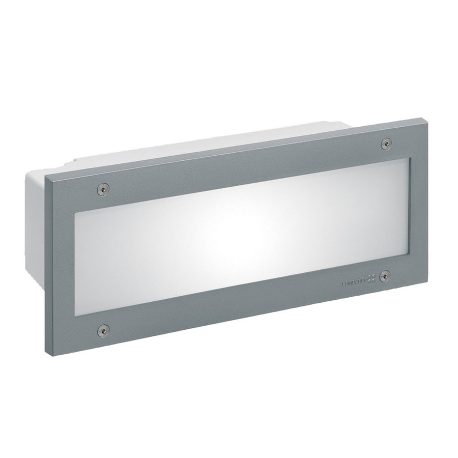 Eurofase Stile 4.75-in H Grey Outdoor Wall Light