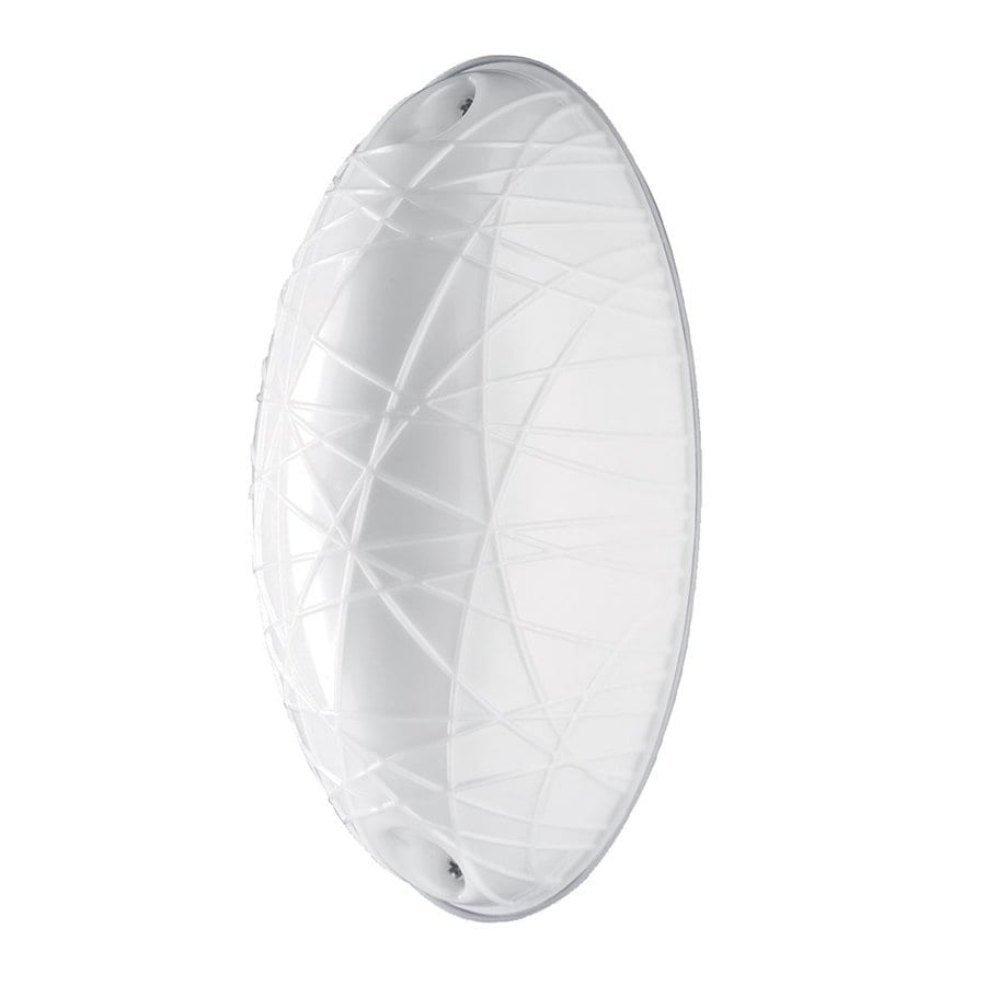 Eurofase Nido 9.43-in H Opal Outdoor Wall Light