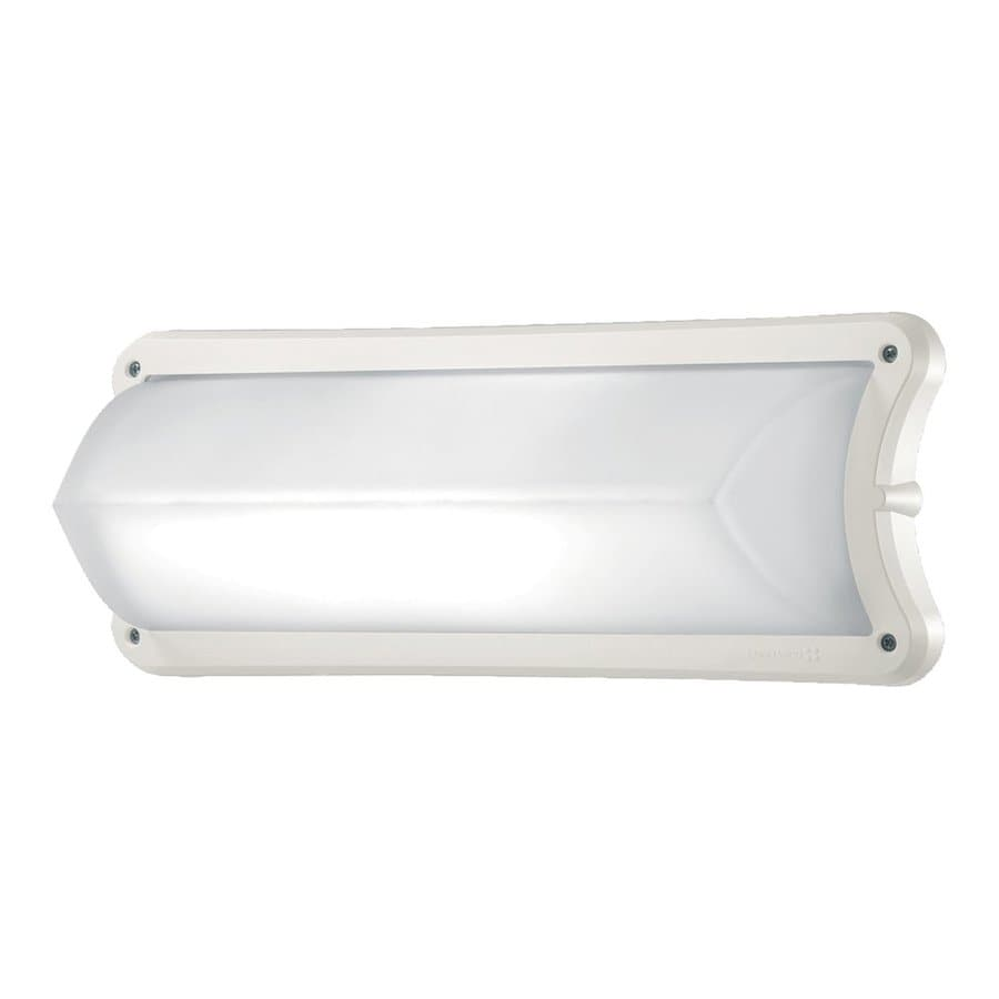 Eurofase Vela 6.18-in H White Outdoor Wall Light