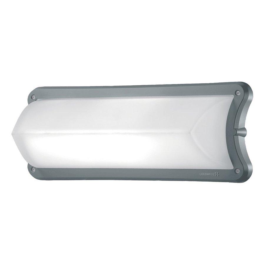 Eurofase Vela 6.18-in H Grey Outdoor Wall Light