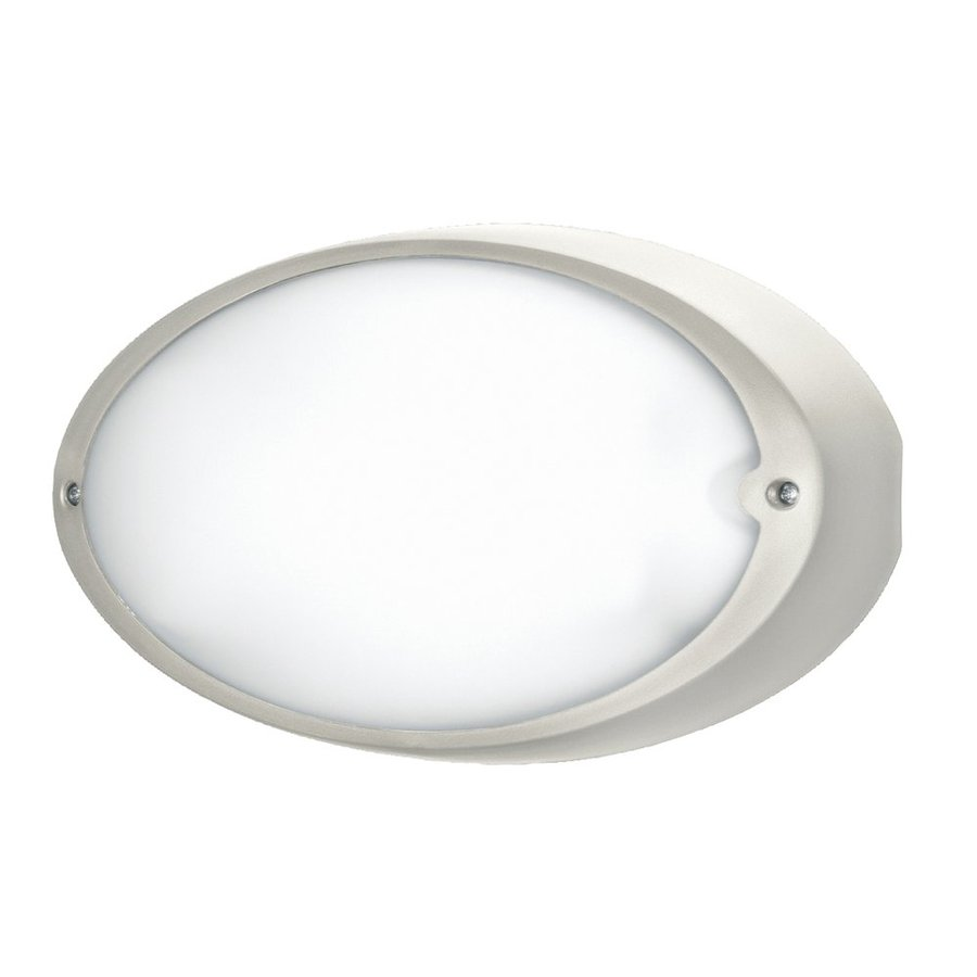 Eurofase Airy 6.5-in H White Outdoor Wall Light