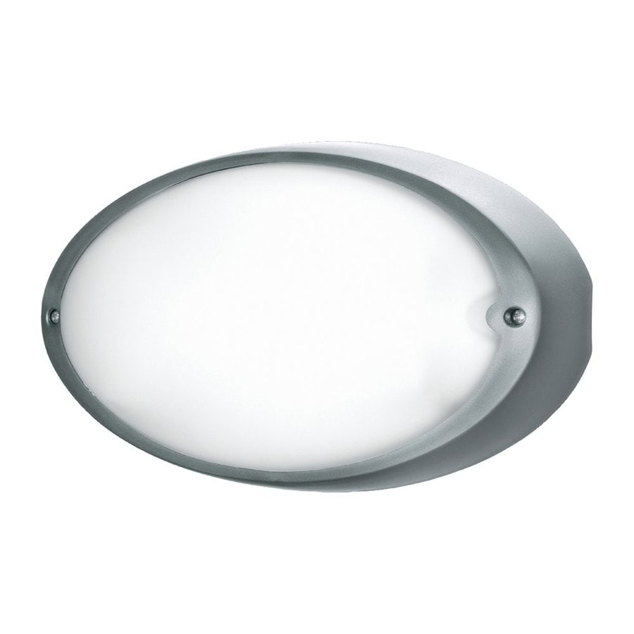 Eurofase Airy 6.5-in H Grey Outdoor Wall Light