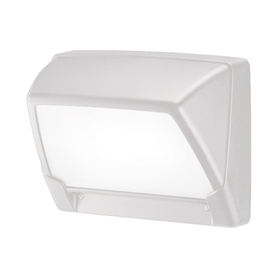 Eurofase Step 6.12-in H White Outdoor Wall Light
