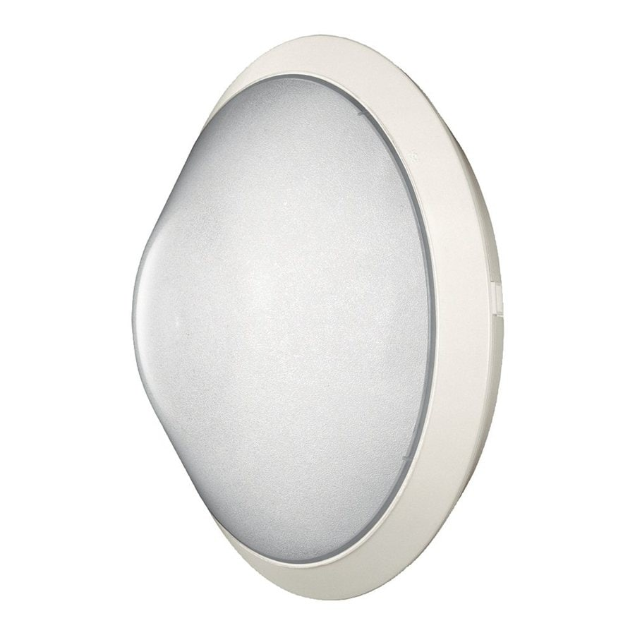 Eurofase Excel 12-in H White Outdoor Wall Light