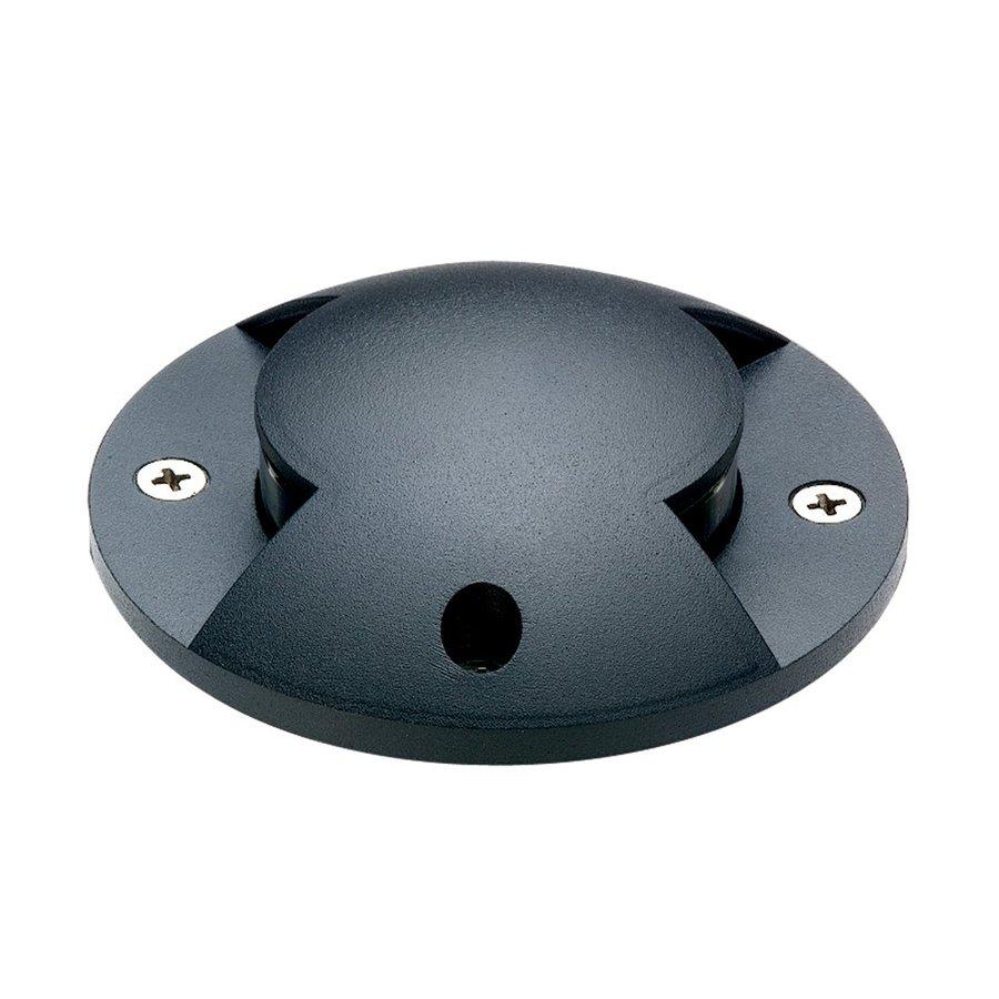 Eurofase Black 1-Watt LED Well Light