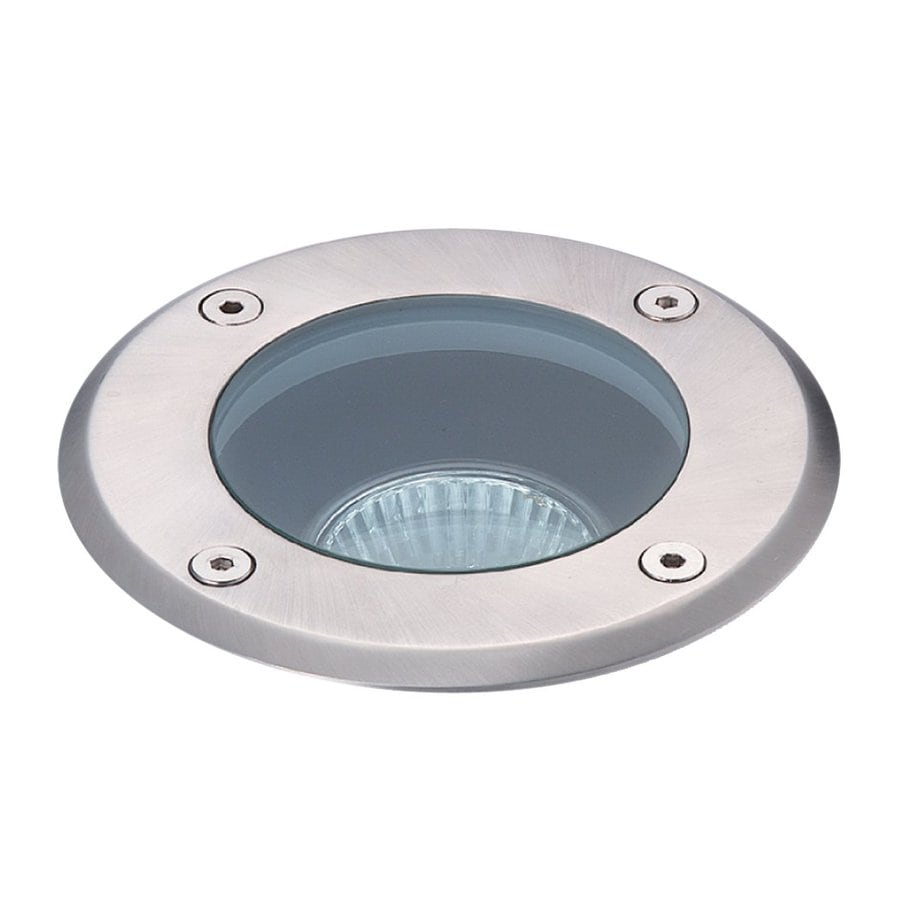 Eurofase Stainless Steel 50-Watt Halogen Well Light