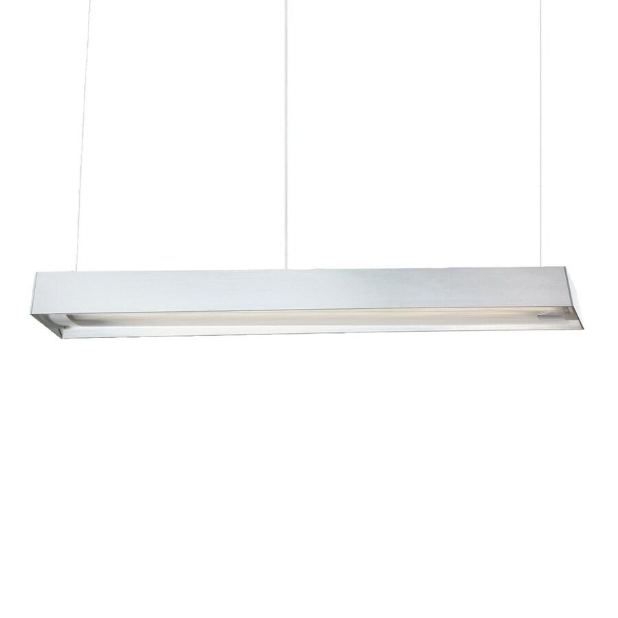 Eurofase 3.13-in W 1-Light Aluminum Kitchen Island Light with Shade