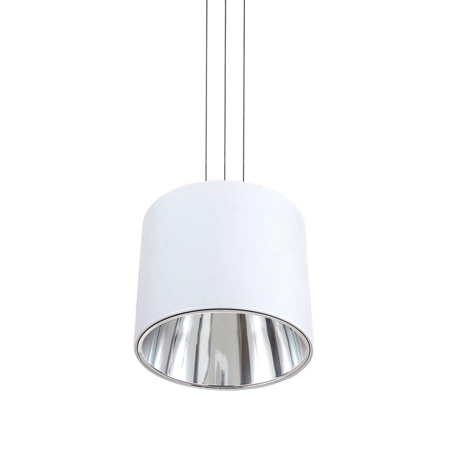 Shop eurofase 6 in w white par30 mini pendant light with white shade eurofase 6 in w white par30 mini pendant light with white shade aloadofball Image collections