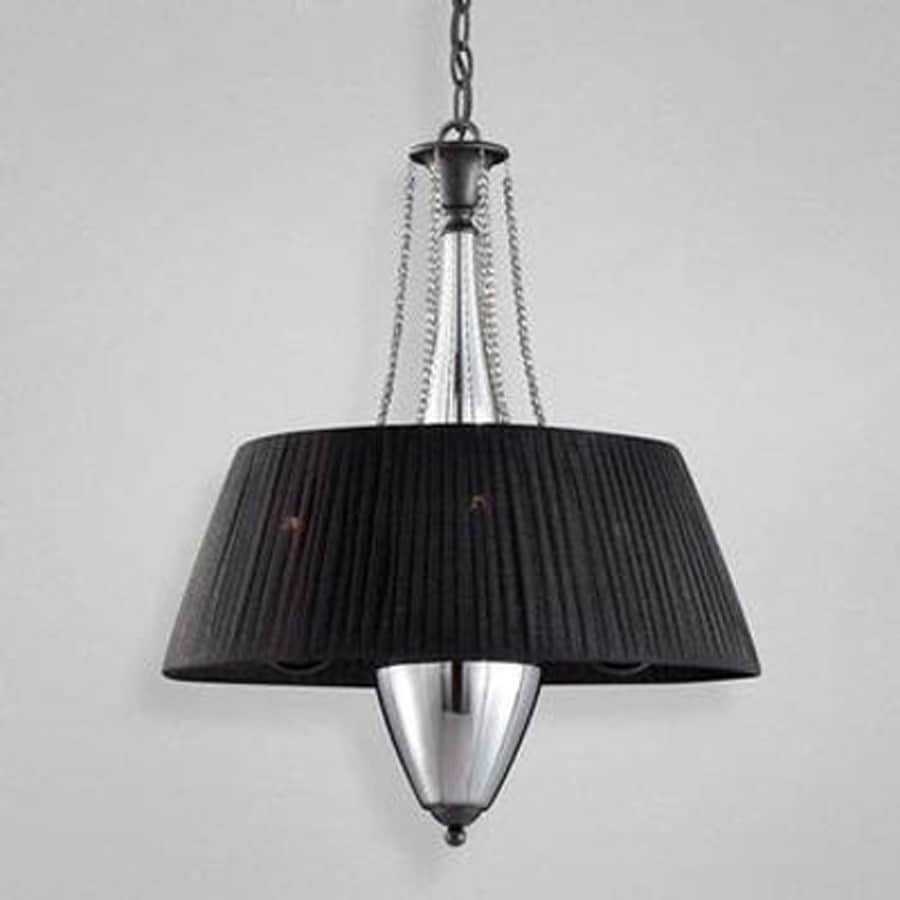 Eurofase Nero 22-in Chrome Pendant