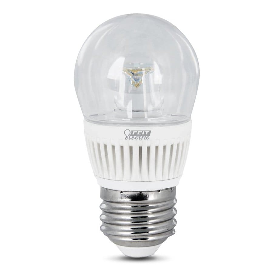 Feit Electric 40w Equivalent Soft White A15 Dimmable: Feit Electric 4.8-Watt (40W Equivalent) 3000K A15 Medium