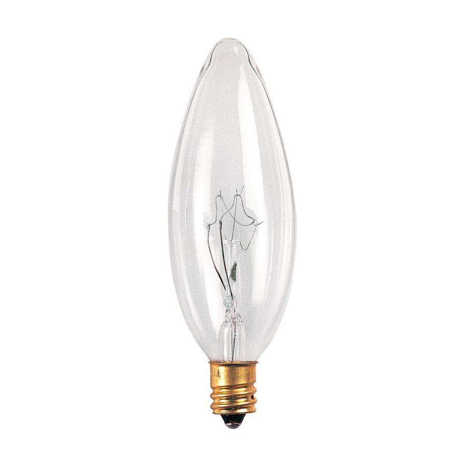 Cascadia Lighting 36-Pack 40 Watt Dimmable Soft White B10 Incandescent Light Fixture Light Bulb