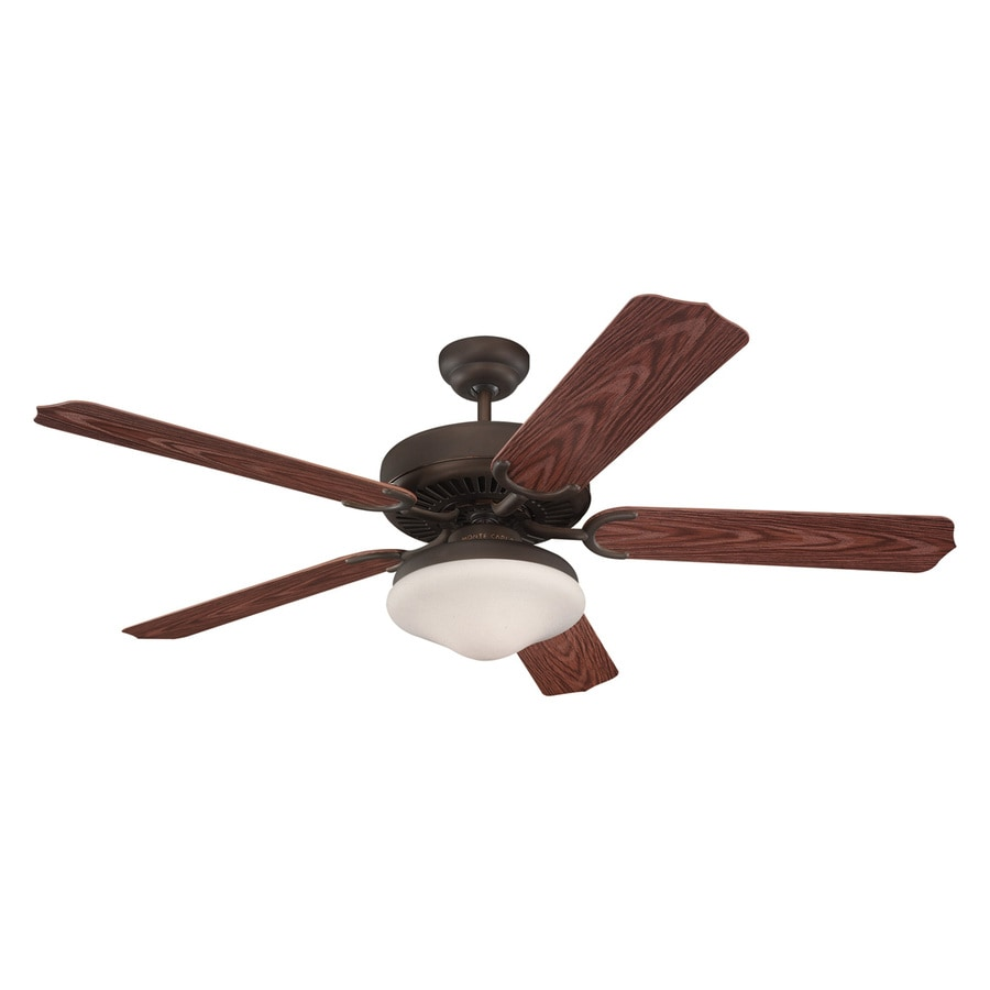 Shop Monte Carlo Fan Company Weatherford 52 In Roman