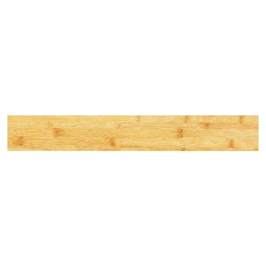6 Quot X 36 Quot Honey Bamboo Resilient Floor Wood Plank At Lowes Com