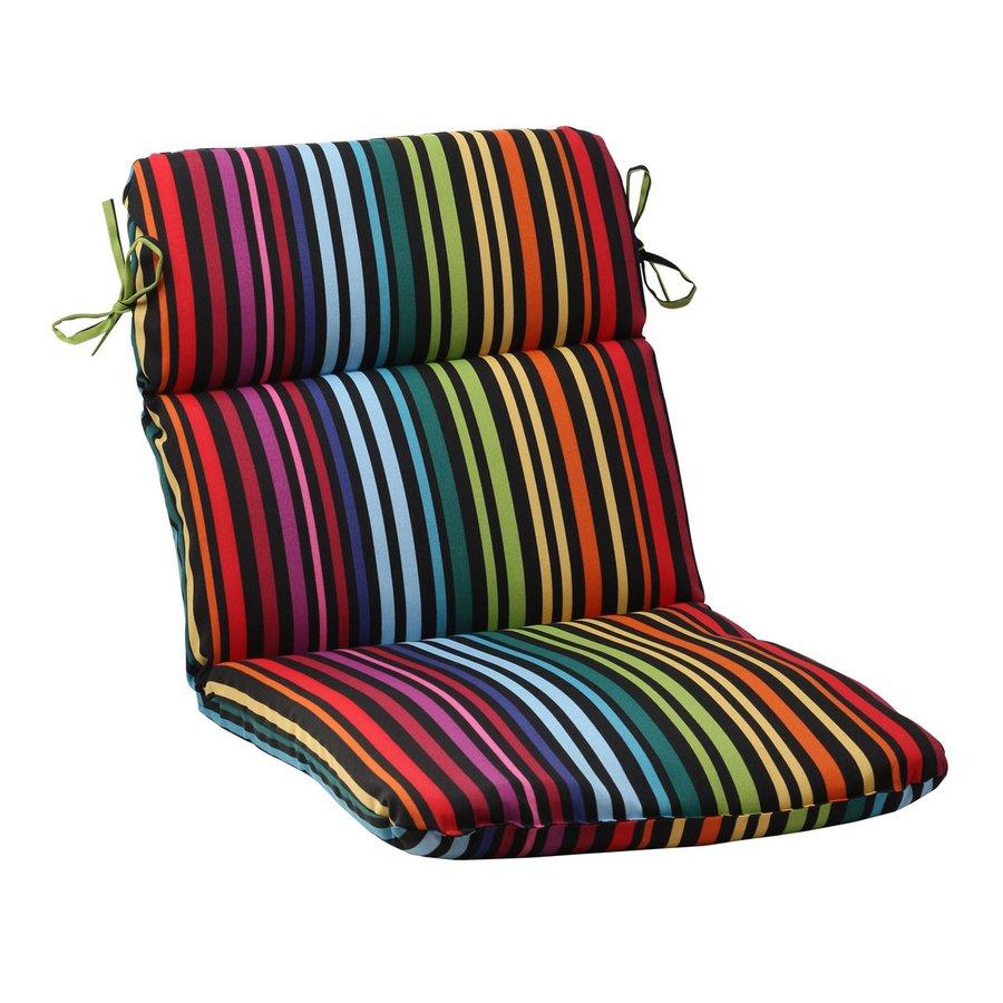 Pillow Perfect Godivan Multicolored Stripe Cushion For Universal